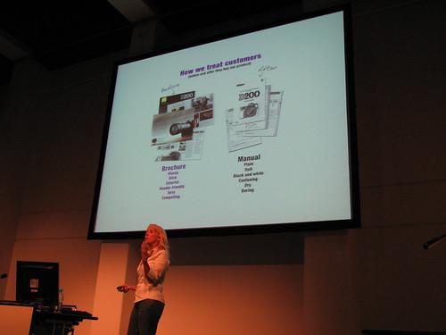 Web 2.0 Expo, Kathy Sierra 6