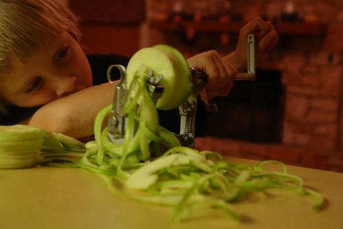 Peeler Corer Slicer