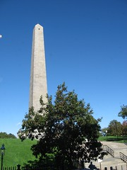 Bunker Hill Monument by herzogbr
