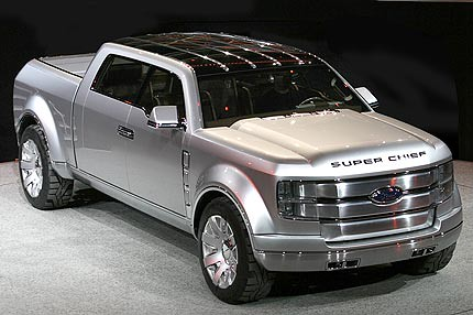 Ford F250 Super Chief. Ford-F250-Super-Chief-Concept