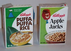 Puffa Puffa Rice & Apple Jacks