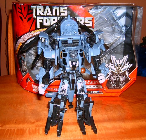 Transformers Blackout Movie Voyager