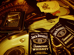 Jack Daniel's Poker (charlesbegniamino - Italy) Tags: david game jack tennessee whiskey poker shore daniels gioco drhouse whishy