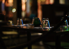 quiet moments (futureancient) Tags: glass restaurant quiet f10 noctilux leicam8 futureancient