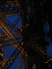 Eiffel Tower: Metalwork