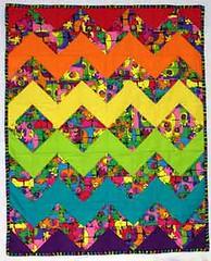 Factory Girl Challenge quilt