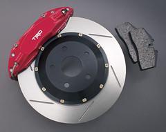 TRD Brake Kit Toyota Tundra