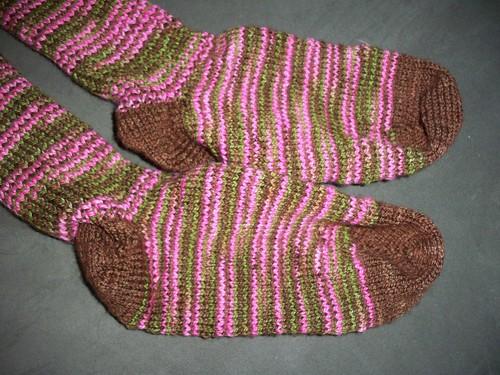 Army Girl Socks