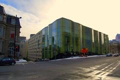 UQAM building
