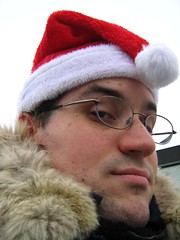 santa's in the hood