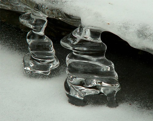 Nature's Ice Scupture