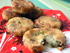 Begedil (Fried Potato Patties)