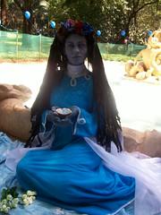 Mãe da água (Mariana Clara) Tags: ecologica intervenção circense