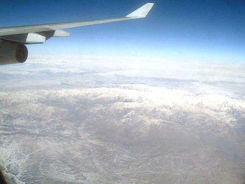 Iran from the air