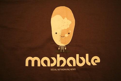 Mashable T-Shirt
