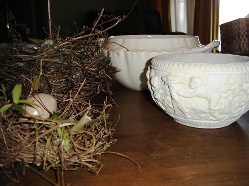 cherub bowl