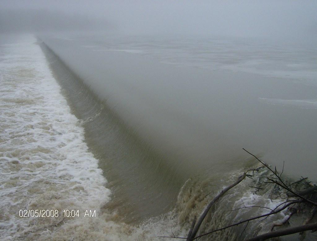 Providence Dam Feb. 5th
