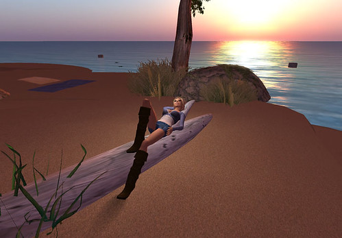 Windlight - Pillow Talk sim
