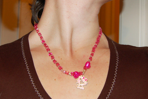 Hello Kitty amore necklace