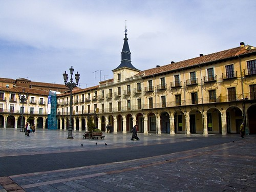 Plaza Mayor (León)