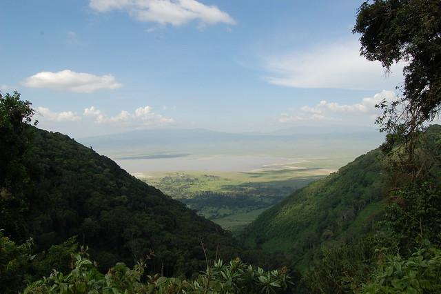 Ngorongoro Crater, Tanzania
