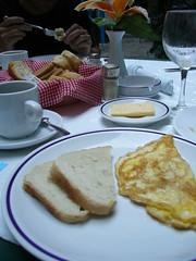 Hotel Beltr'an de Santa Cruz早餐