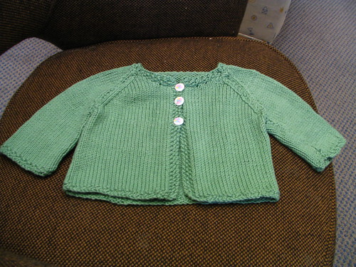 My First Sweater