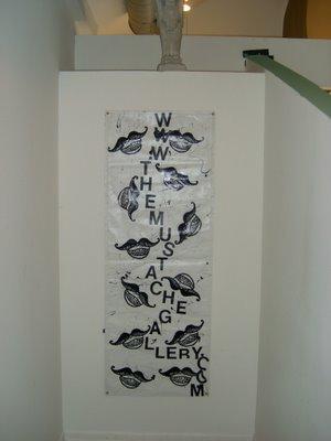 mustache gallery banner