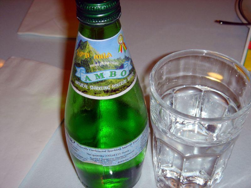 Ambo Ethiopian Mineral Water