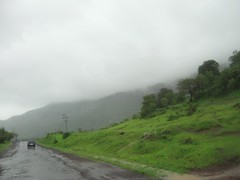 lets go again! (Gauri V) Tags: green rain monsoon letsgo refresh takeabreak bhandardara bluelist randhafalls gauriv cameraonustrip rainfresh
