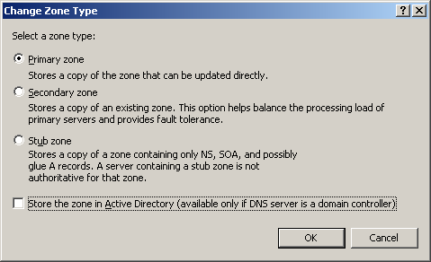 Migrate BIND-based (UNIX or Linux) DNS to Windows Server
