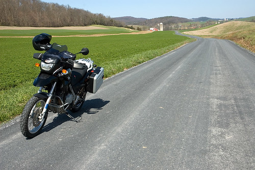 Rural Pennsylvania Ride
