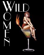 wild women badge