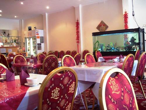 HK Cuisine interior