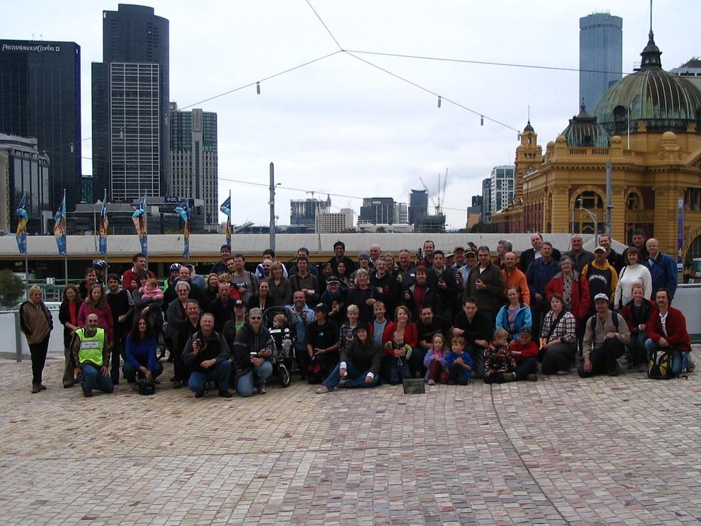 WWFM III - Federation Square, Melbourne