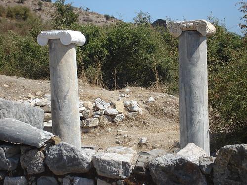 Kaunos Antik Kenti /Dalyan-Muğla by arkeolog59.