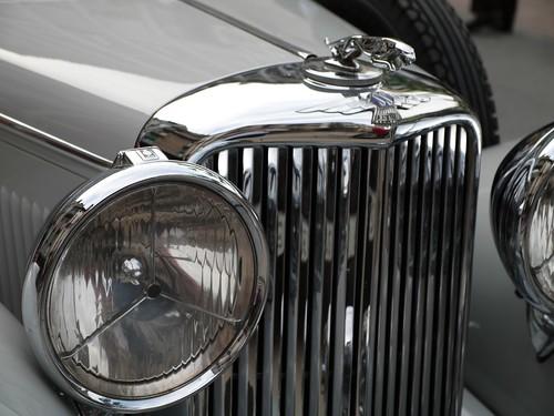 SS Jaguar 1936