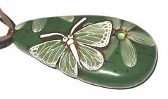 Butterfly teardrop