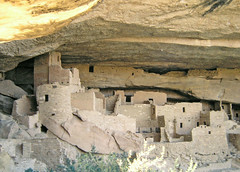 Cliff Palace 9606_629 (Andras Fulop) Tags: usa colorado nationalpark positivefilm anno ruin building architecture 1996 archive colorslide mesaverde cliff palace