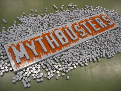 As Seen on MythBusters (MrGSnot) Tags: from play lego childs legoland mythbusters profession garymcintire legofromchildsplaytoprofession