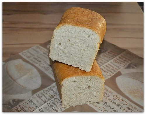 Soft American-style White Bread
