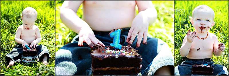 J turns 1