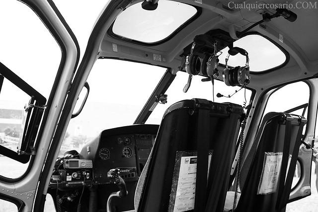 Helicóptero Tania VIII