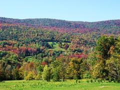 Autumn in the Valley (vtpeacenik) Tags: autumn landscape october vermont hills valley pastures redgreen naturesfinest supershot specnature anawesomeshot superbmasterpiece