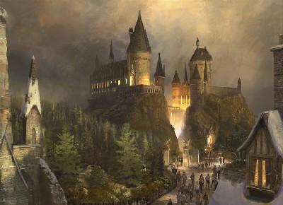 Parque Temático Harry Potter en Orlando