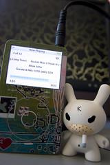 iPod Song of the Week (epmd) Tags: ipod rocketman eltonjohn hate kozik dunny greatesthits ipodsongoftheweek gelaskins