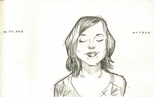 andrea sketch