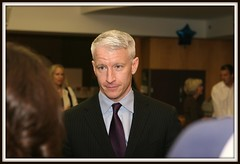 Anderson Cooper of CNN (minds-eye) Tags: california people news television fire katrina tv war evacuation famous egypt 360 cnn coverage picnik andersoncooper wildfires californiafires planetinperil