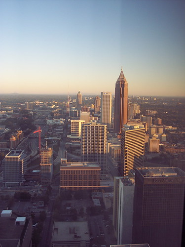 Morning in Atlanta