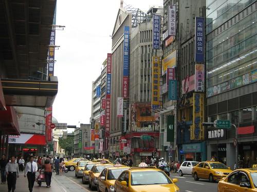 Streets of Taipei 2